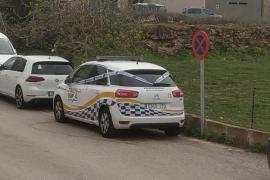 La Policía Local de Capdepera precinta su propio coche patrulla por temor al coronavirus