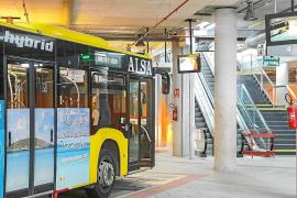 El Consell d'Eivissa modifica los horarios de autobuses para evitar la propagación del Covid-19