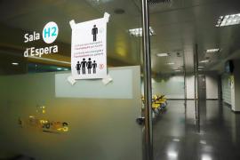 Ascienden a dos los fallecidos con coronavirus en Baleares
