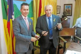 Nadal Torres se convierte en el nuevo alcalde de Valldemossa en cumplimiento del pacto tripartito
