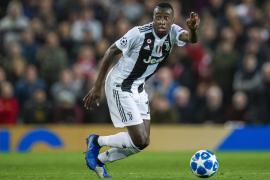 Blaise Matuidi, segundo jugador de la Juventus positivo por coronavirus