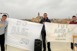 Música y talleres en las terrazas de Santanyí para aliviar el confinamiento