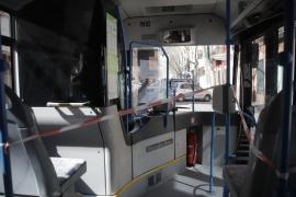 El transporte público de Mallorca restringe horarios