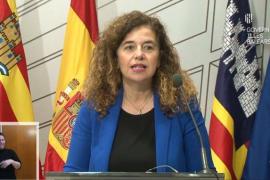 Sanitarios controlarán a los viajeros y transportistas que entren en Baleares