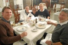 Los últimos turistas 'atrapados' en Sóller por el virus