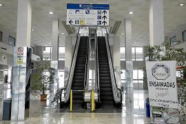 El drástico descenso del tráfico en Son Sant Joan afectará a 5.000 trabajadores