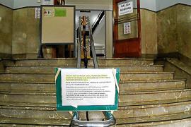 Suspendidas en Palma las comparecencias periódicas de investigados