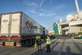 Baleària operará con cuatro conexiones diarias desde la Península a Baleares solo para mercancías