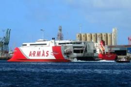 Naviera Armas Trasmediterránea implementa medidas de seguridad e higiene en sus barcos