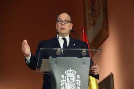 Alberto de Mónaco, primer jefe de Estado con coronavirus