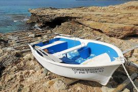 Sanción a un furtivo por incumplir el estado de alarma cuando pescaba calamares en Sant Elm