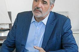 Adolfo Utor, presidente de Baleària: «Hemos superado los picos de agosto en el suministro de mercancías a las Islas»