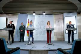 Más de 1.000 fallecidos con coronavirus en España