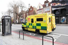 El ritmo de muertes por coronavirus en el Reino Unido supera ya al de Italia