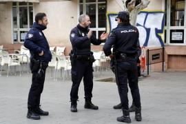 Detenido en Palma tres veces en cuatro días por desobediencia