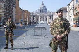 Italia registra 627 fallecidos en un solo día