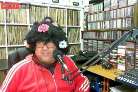 DJ Andriu pincha 'on–line' para animar a Llucmajor