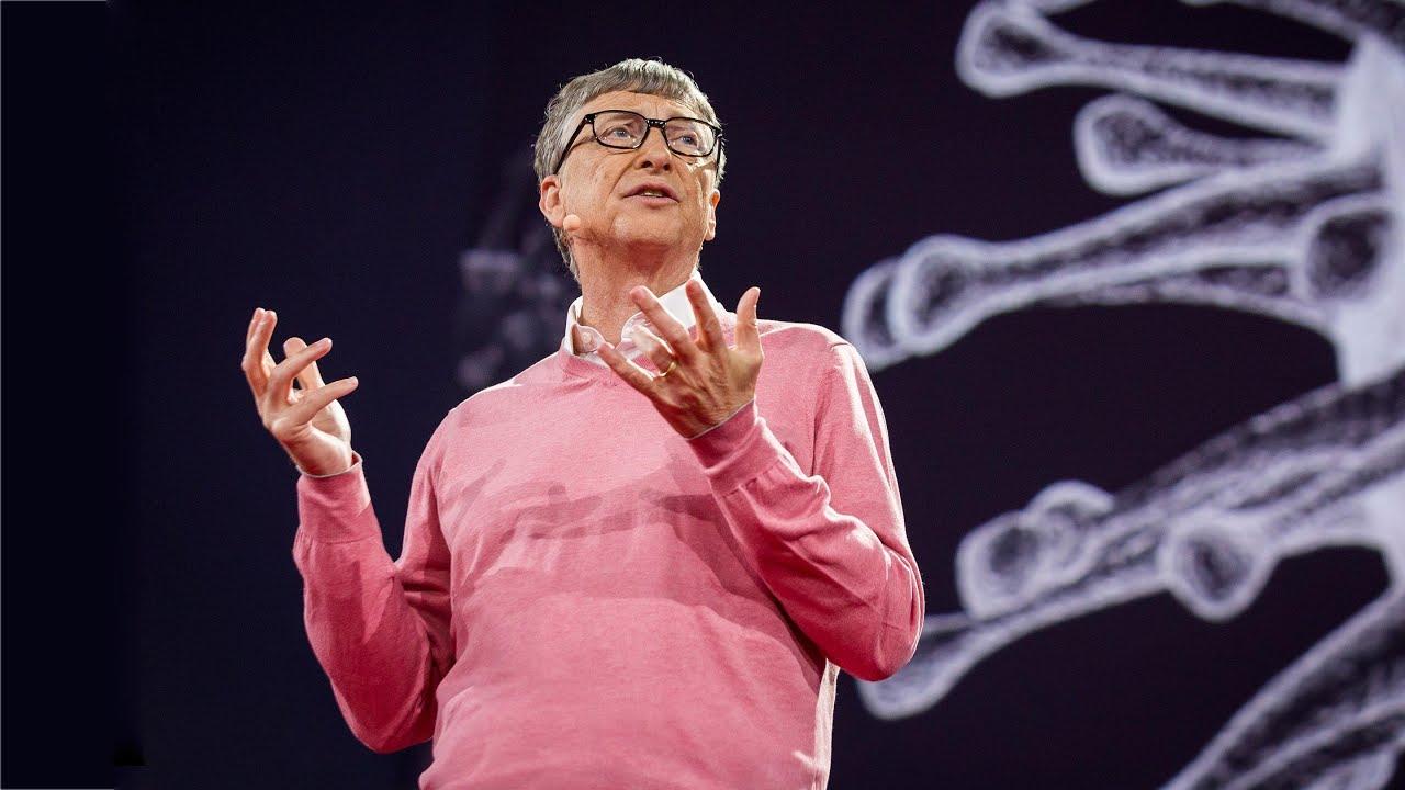 La predicción de Bill Gates sobre el coronavirus en 2015