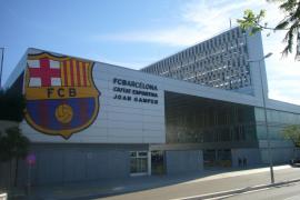 El Barça pone sus instalaciones a disposición de la Generalitat