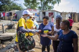 La COVID-19 avanza en África y supera los 1.000 casos confirmados