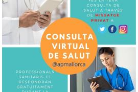 Ya se pueden hacer consultas virtuales sobre el coronavirus a Salut