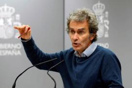 Fernando Simón, negativo en coronavirus