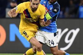 El Nápoles planea regresar a los entrenamientos el lunes 23 de marzo
