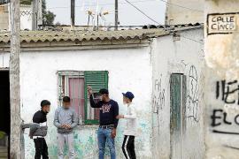 Hundimiento sin precedentes del narcotráfico en Son Banya por el virus