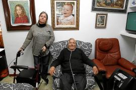 «Hacienda me ha embargado la pensión por error, estoy encerrado y sin un duro»