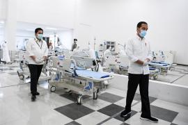 Quinto día con menos de 10 muertes en China por coronavirus