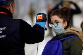Ligera caída de los contagios y las muertes en Italia