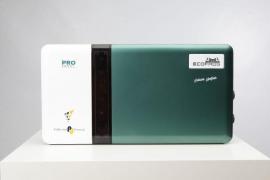 Una empresa mallorquina dona a los hospitales dos máquinas de ozono para desinfectarlos