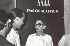 Lucía Bosé en Mallorca