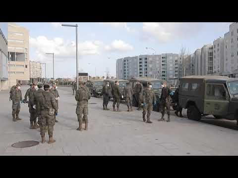El Ejército prepara el hotel del Palacio de Congresos de Palma para usarlo como hospital