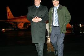 El expresidente del Madrid Fernando Martín, ingresado por coronavirus
