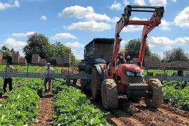 La agricultura no puede parar