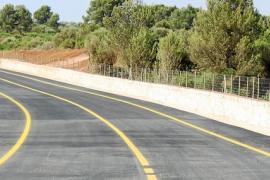 La variante de Porto Cristo desviará del centro más de 4.000 vehículos diarios