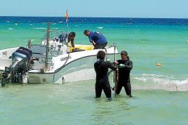 El Ajuntament apuesta por los anclajes ecológicos para balizar las playas