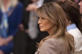 Melania Trump, negativo en coronavirus
