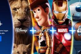 Llega a España Disney +, el antídoto contra el confinamiento