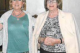 Francisca Gómez y Pepita Cánovas.