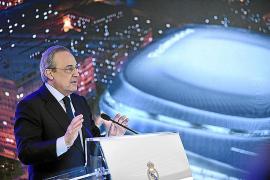 El Real Madrid realiza «una gran donación en materia sanitaria» para combatir el coronavirus