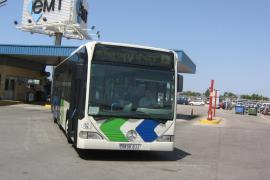 La EMT de Palma suprime el servicio de siete líneas este miércoles por el coronavirus