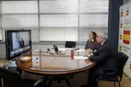 Blanco: «La decisión del COI termina con la incertidumbre»