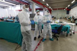 Italia vuelve a registrar un aumento en el número de muertos