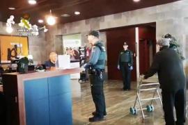 Policía y Guardia Civil inspeccionan las residencias de Baleares para evitar situaciones como las de Madrid