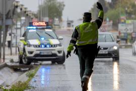 Detenido en Sevilla un conductor ebrio, sin carné y sin seguro cuando iba a un botellón