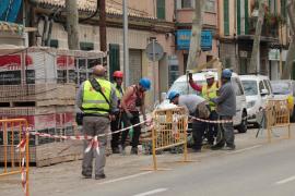 Madrid deja en el aire la propuesta de Baleares de parar las obras