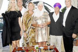 Cena de Gala solidaria de RANA en el Meliá Palas Atenea