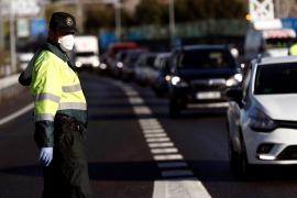 Los sindicatos alertan de 9.000 afectados entre Policía y Guardia Civil